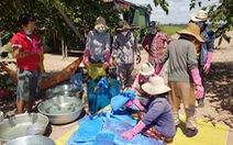 Hỗ trợ người gốc Việt tại vùng dịch ở Campuchia