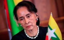 Lãnh đạo quân đội Myanmar nói sức khỏe bà Aung San Suu Kyi đang ổn