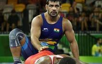 Ấn Độ truy nã gắt gao 'người hùng Olympic' Sushil Kumar vì 'hành hung đô vật trẻ đến chết'