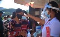 1.600 cử tri ở 10 ngôi làng xa xôi nhất Bình Định bầu cử sớm