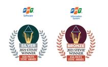 Hai giải pháp chuyển đổi số doanh nghiệp Việt giành giải thưởng Stevie châu Á - Thái Bình Dương