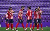 Suarez ghi bàn đưa Atletico Madrid lên ngôi vô địch La Liga