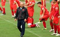 Trước thềm vòng loại thứ 2 World Cup 2022: Chờ ông Park gút đội hình