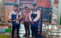'Cánh tay robot' đoạt giải khoa học quốc tế