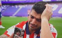 Suarez bật khóc: 'Barca coi thường tôi, còn Atletico Madrid đã mở cửa cho tôi'
