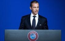 Chủ tịch UEFA 'chê' đề xuất tổ chức World Cup 2 năm/lần của FIFA