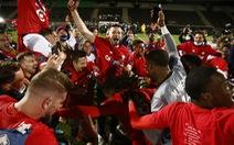 Soán ngôi 'gã nhà giàu' PSG, Lille hoàn tất chuyện cổ tích ở Ligue 1