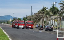 Quán bar Sands Bay cháy sau khi nhân viên bảo trì bật âm thanh, ánh sáng