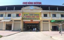 Cảnh đìu hiu tại khu chợ gần 150 tỉ đồng ở Hà Tĩnh