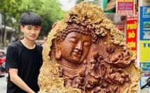 Xưởng tượng gỗ - 'hồn gỗ' Việt Nam