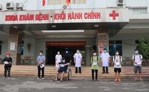 12 bệnh nhân COVID-19 ở Bắc Ninh xuất viện