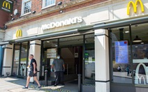 Phản đối tại Anh đòi McDonald's chuyển sang đồ ăn chay