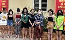 Đã cấm karaoke, chủ quán vẫn mở cửa cho 40 nam nữ từ Bắc Ninh, Gia Lai, Thanh Hóa dùng ma túy