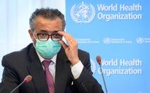 115.000 nhân viên y tế toàn cầu chết, WHO kêu gọi chống COVID-19 như thời chiến