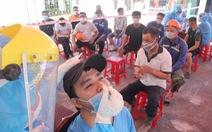 Xét nghiệm gộp thần tốc, Đà Nẵng khống chế dịch