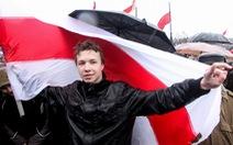 Nhân vật đối lập bị Belarus bắt tại sân bay đã 'nhận tội'
