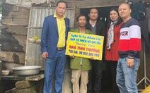 Nghệ sĩ Hoài Linh trao hơn 6,4 tỉ đồng hỗ trợ người dân Quảng Nam, Quảng Trị
