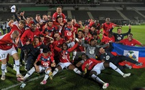 Bóng đá châu Âu: Một mùa giải như mơ