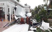 Lốc xoáy gây thiệt hại nhiều nhà cửa, tài sản ở Vĩnh Long