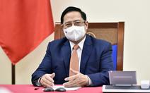 Thủ tướng Phạm Minh Chính đề nghị Úc ưu tiên vắc xin cho Việt Nam