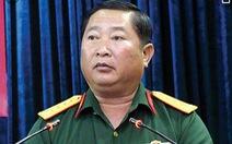 Ban Bí thư quyết định thi hành kỷ luật thiếu tướng Trần Văn Tài, phó tư lệnh Quân khu 9