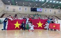 HLV Phạm Minh Giang hạnh phúc khi là HLV người Việt đầu tiên đưa futsal VN dự World Cup