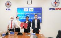 EVNSPC hợp tác với FPT số hóa hoạt động sản xuất kinh doanh