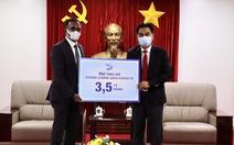 P&G Việt Nam tiếp tục tài trợ phòng chống dịch COVID-19