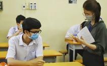 Trường phổ thông Năng khiếu công bố điểm thi tuyển lớp 10 năm 2021