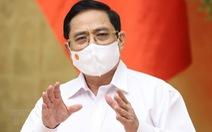 Thủ tướng yêu cầu ưu tiên vắc xin cho TP.HCM