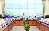 Thủ tướng: Ngân sách tăng thêm cho TP.HCM tập trung hạ tầng