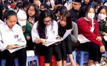 Nhiều đại học tạm dừng nhận hồ sơ xét tuyển trực tiếp tại trường