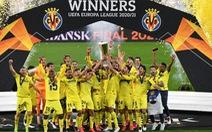 Chiến thắng ở quả penalty thứ 11, Villarreal lần đầu vô địch Europa League