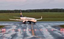 Thư 'đe dọa đánh bom' Belarus viện dẫn bị cho là gửi đi sau khi máy bay Ryanair quay đầu