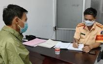 Đang ở Đắk Nông, bị hù có biên bản gây tai nạn ở... Đà Nẵng