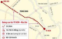 Tây Ninh thống nhất kiến nghị để TP.HCM làm đường cao tốc đi Mộc Bài