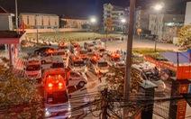 Bắc Giang điều hàng loạt xe cứu thương đưa 3.000 công nhân đi cách ly