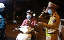 Lập 12 chốt kiểm soát dịch tại cửa ngõ ra, vào TP Đà Nẵng