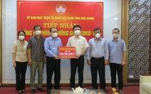 EVNNPC ủng hộ 1 tỉ đồng cùng Bắc Giang, Bắc Ninh phòng chống COVID-19