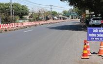 Bình Phước dừng xe chở khách trong tỉnh để phòng chống dịch