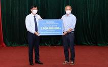 Dược Hậu Giang đồng hành cùng Bộ Y tế tiêm vaccine cho nhân dân