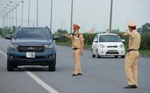 Xử lý hơn 30.000 vụ vi phạm giao thông 4 ngày nghỉ lễ, phạt hơn 31 tỉ