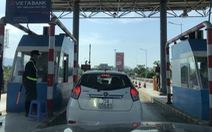 Dù tăng phí, mỗi ngày vẫn hơn 13.000 lượt xe qua hầm Hải Vân