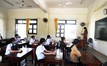 Quảng Nam yêu cầu khai báo y tế với trẻ mầm non, học sinh, sinh viên