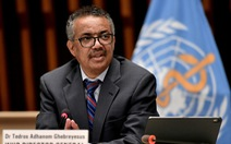Tổng giám đốc WHO bị chỉ trích 'thân Trung Quốc' muốn thêm một nhiệm kỳ 5 năm