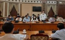 TP.HCM: Những ngày giãn cách, lãnh đạo sở ngành, quận huyện không rời khỏi thành phố