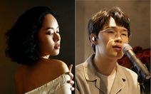 Hoàng Quyên thành nàng Eva, Quang Trung hát livestream mùa dịch đạt nửa triệu lượt xem