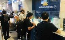 Người dân vội vã mua vé máy bay giờ chót để rời TP.HCM, hãng bay phải tăng chuyến
