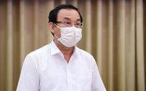 Bí thư Nguyễn Văn Nên: Mong người dân lượng thứ cho những lúng túng của TP.HCM