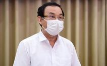 Bí thư Nguyễn Văn Nên: Bộ tư lệnh TP.HCM sẽ đưa tro cốt người mất do COVID-19 về nhà
